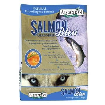 *Addiction成犬無穀藍鮭魚15kg