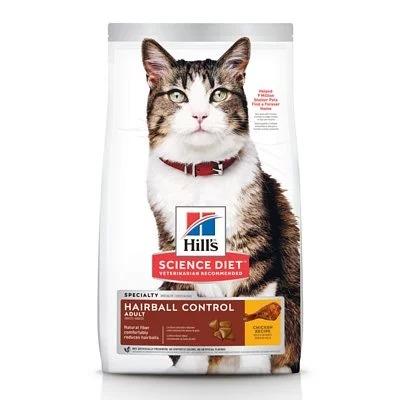 Hills成貓化毛15.5磅