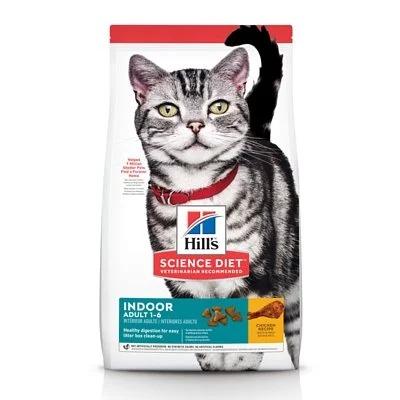 Hills室內成貓15.5磅