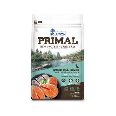 NEW 耐吉斯源野高蛋白無穀全齡貓鮭魚配方 3磅