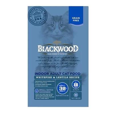 柏萊富極鮮無穀室內成貓13.2 3磅(白鮭魚+扁豆)