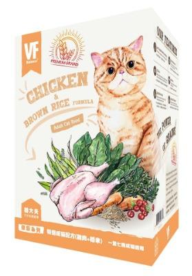 魏大夫特選成貓(雞+糙米)1.5kg