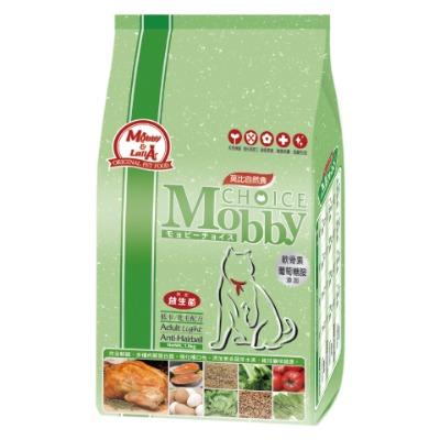 莫比-低卡貓專用配方3kg