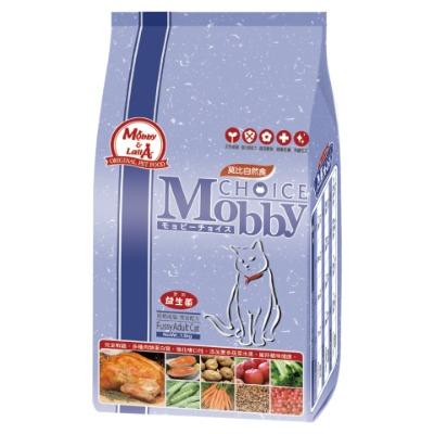莫比-挑嘴貓專用配方3kg