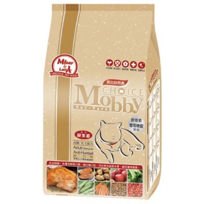 莫比-高齡貓專用配方3kg