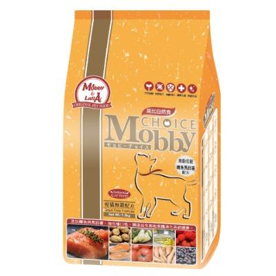 莫比愛貓無穀鱒魚+馬鈴薯1.5 kg
