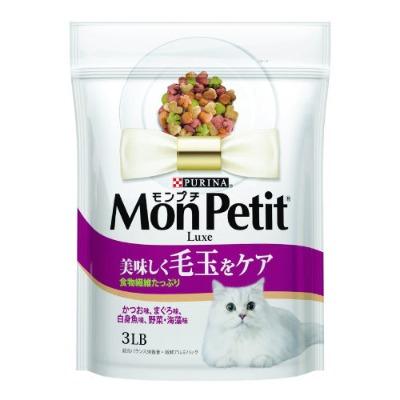 貓倍麗日式乾糧成貓化毛配方450g