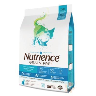 紐崔斯無穀養生貓-六種魚1.1 3kg