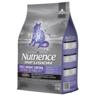 紐崔斯天然糧-高齡體控貓雞肉2.27kg