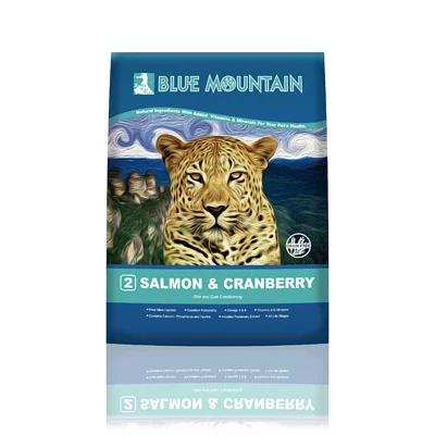 荒野藍山皮毛護理-鮭魚+蔓越莓(貓)2.2lb