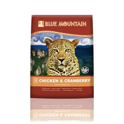 荒野藍山腸胃保健-雞肉+蔓越莓(貓)2.2lb