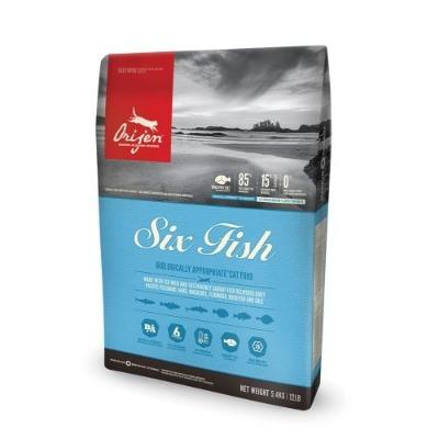 加拿大渴望-六種鮮魚-貓1kg