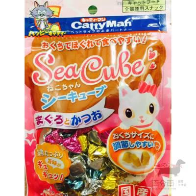 Cattyman貓用鮪鰹魚海洋方塊20入