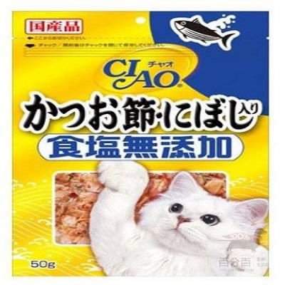 CIAO柴魚片(沙丁魚)50g