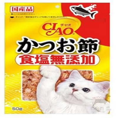 CIAO柴魚片(原味)50g