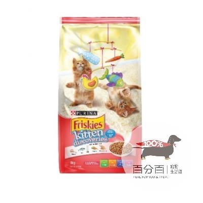 喜躍幼貓活躍成長乾糧1.1kg