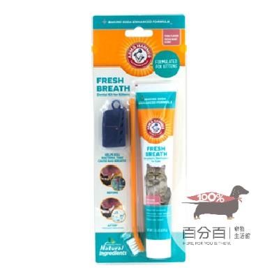 鐵鎚牌-易齒趣  貓用潔牙訓練套組 23.8g