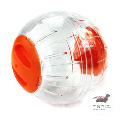 倉鼠跑球12CM-橙色