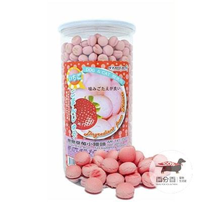 阿曼特戀戀草莓小饅頭350g