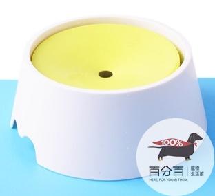 寵物自動飲水碗-不濕嘴水碗 綠色
