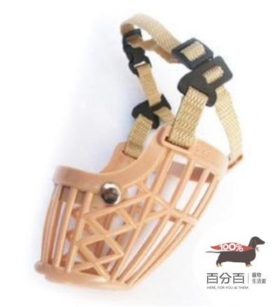 LF日本網狀犬口罩4號