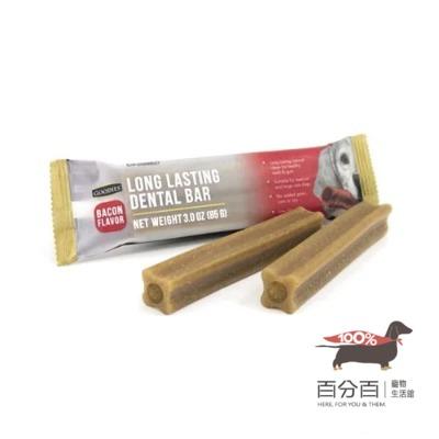 耐嚼型潔牙棒-培根風味 2支/包 85G