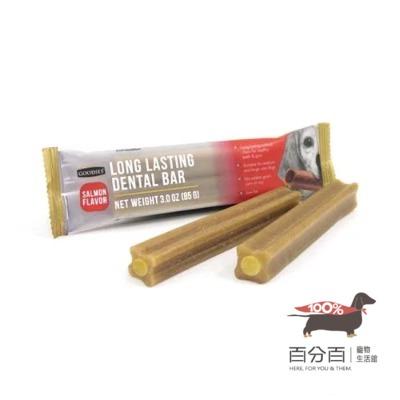 耐嚼型潔牙棒-鮭魚風味 2支/包 85G