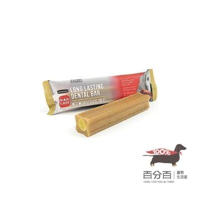 耐嚼型潔牙棒-鮭魚風味 單支/包 85G