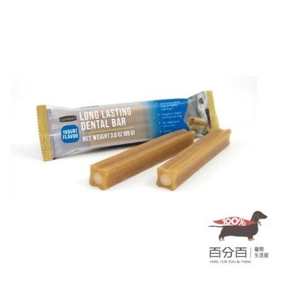 耐嚼型潔牙棒-優格風味 2支/包 85G