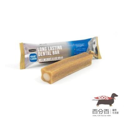 耐嚼型潔牙棒-優格風味 單支/包 85G
