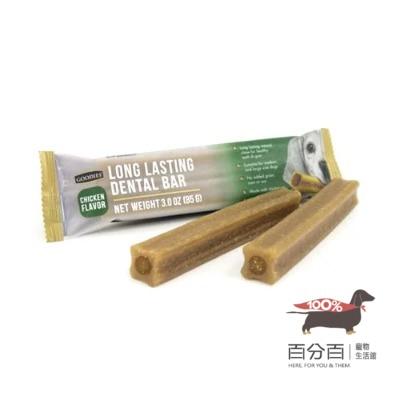 耐嚼型潔牙棒-雞肉風味 2支/包 85G
