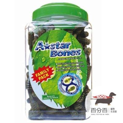 A-Bones雙刷頭潔牙骨M家庭號