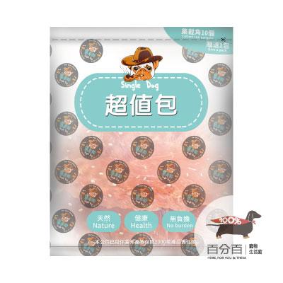 單身狗-蜜汁芝麻雞胸肉片(超值包320g)