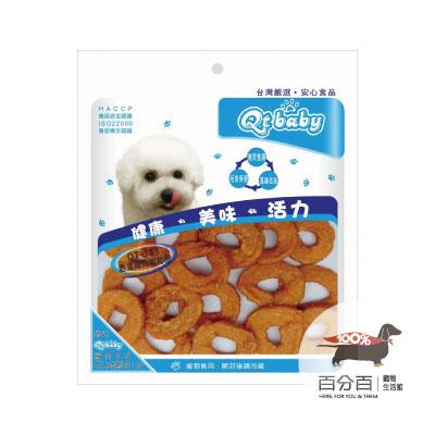 新Qt baby香濃雞肉甜甜圈140g
