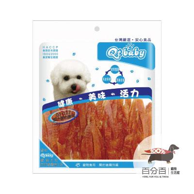新Qt baby蜜汁雞肉細條140g
