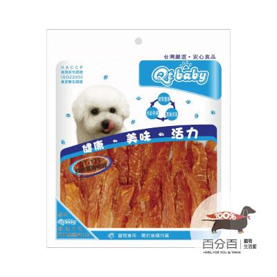 新Qt baby鮮嫩雞胸肉條140g
