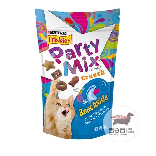 喜躍Party Mix海洋鮮味香酥餅60g