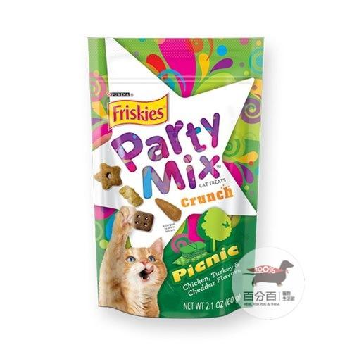 喜躍Party Mix雞肉派對香酥餅60g