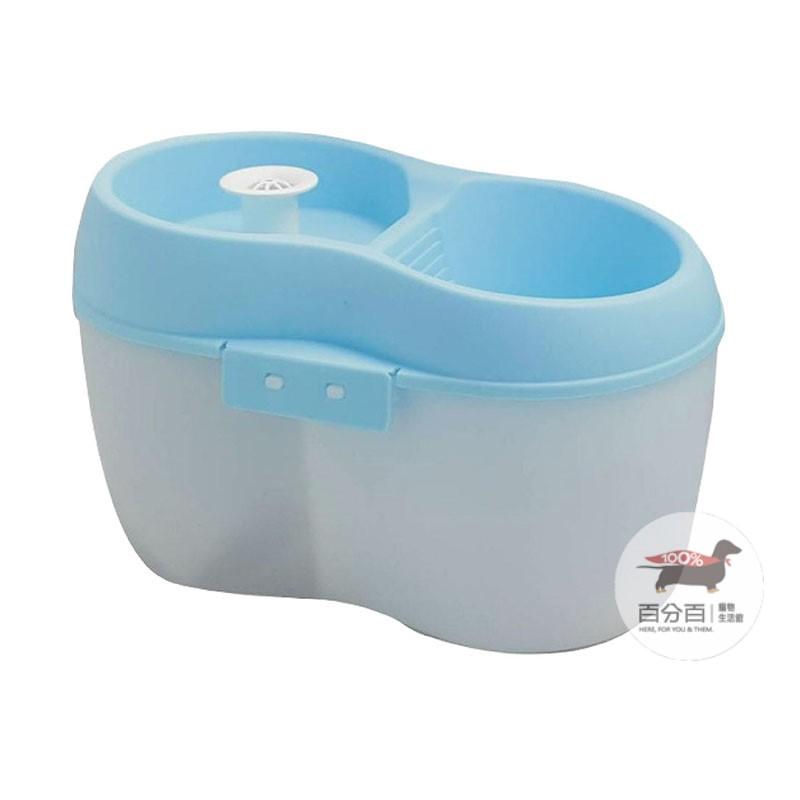 Dog&Cat H2O有氧濾水機2L(藍)