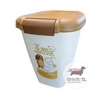 阿曼特飼料桶10kg裝-咖啡