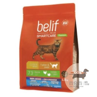 比利夫-貓飼料1.5kg