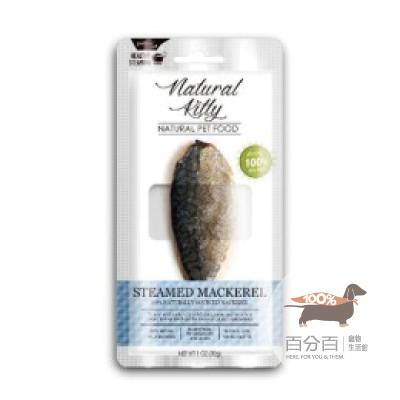 自然小貓-100%天然鯖魚30g