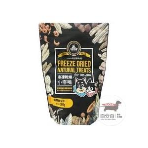 汪喵 犬用冷凍乾燥小零嘴(山味)骰子牛家庭號300g