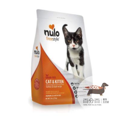 紐樂芙全齡貓 火雞+亞麻籽5磅