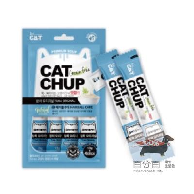 韓國CatChup貓咪肉泥-鮪魚13g*4包