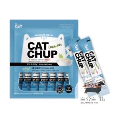 韓國CatChup貓咪肉泥-鮪魚13g*7包