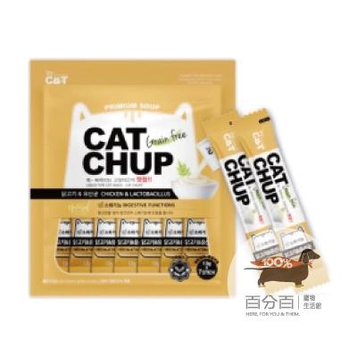 韓國CatChup貓咪肉泥-雞肉&乳酸菌13g*7包