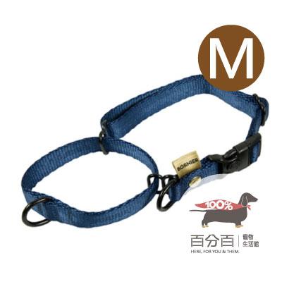 TN-兩用快扣項圈(M)帝國藍色