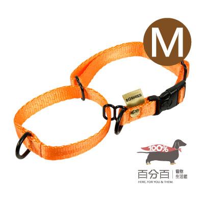 TN-兩用快扣項圈(M)橘色
